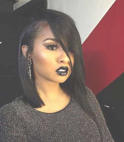 Showing Gallery of Bob Haircuts For Black Girls (View 4 of 15 Photos)