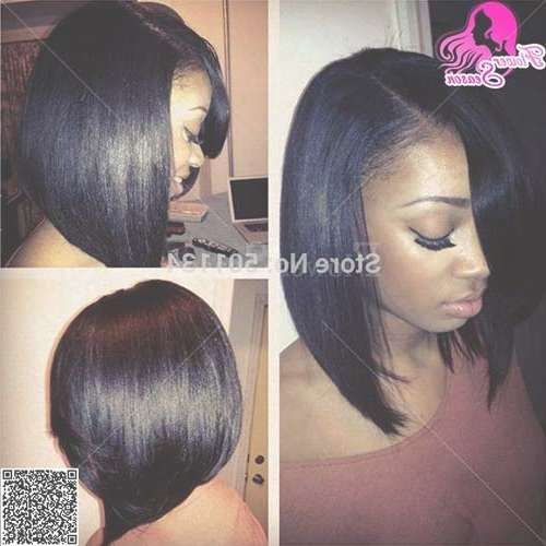 20+ Black Women Bob Hairstyles | Bob Hairstyles 2017 – Short Intended For Black Bob Hairstyles (View 6 of 15)