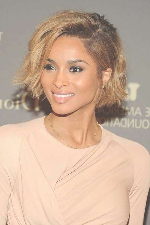 20 Celebrity Short Hair 2013 | Celebrity Short Hairstyles, Short For Afro Bob Haircuts (View 15 of 15)