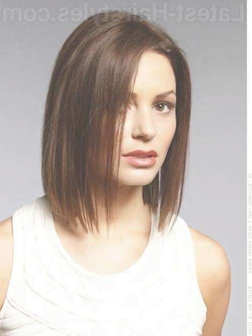 20 Chic Short Medium Hairstyles For Women   Hairstyles & Haircuts Pertaining To Womens Medium Length Bob Hairstyles (View 10 of 15)