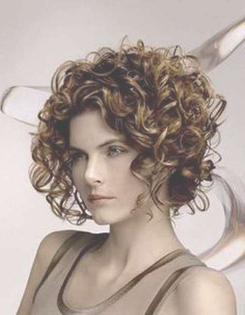 20 Curly Bob Haircuts 2014 – 2015 | Bob Hairstyles 2017 – Short For Curly Hair Bob Haircuts (View 13 of 15)