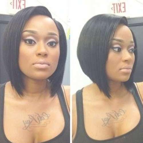 20 Cute Bob Hairstyles For Black Women | Short Hairstyles 2016 Regarding Bob Haircuts On Black Women (View 14 of 15)