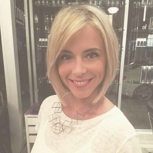 20 Cute Bob Hairstyles For Fine Hair – Bob Hair Ideas – Hairstyles Regarding Bob Haircuts For Fine Hair And Round Faces (View 14 of 15)