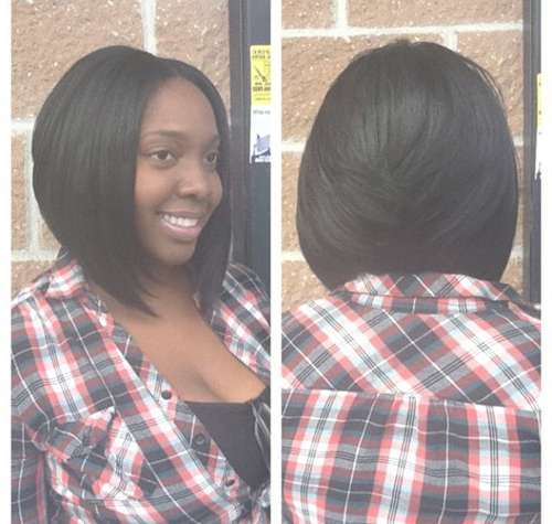 20 Cute Short Haircuts For Black Women | Short Hairstyles Inside Cute Bob Hairstyles For Black Women (View 15 of 15)