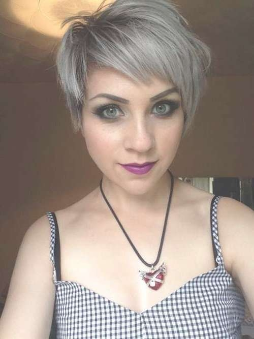 20 Funky Short Haircuts   Short Hairstyles 2016 – 2017   Most Regarding Funky Short Bob Hairstyles (View 6 of 15)