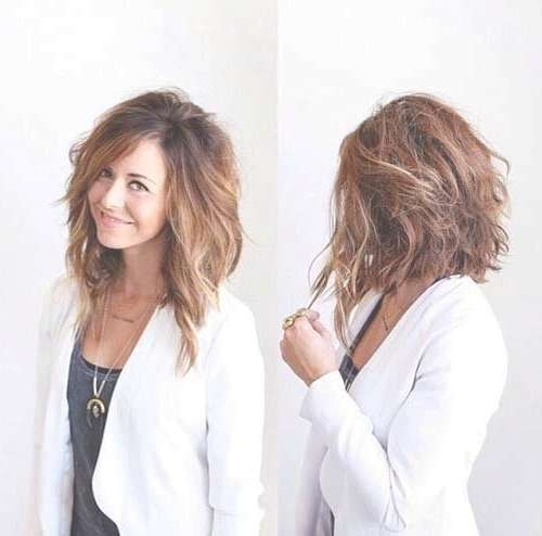 20 Gorgeous Long Curly Bob Hairstyles (With Pictures) Pertaining To Curly Long Bob Haircuts (View 11 of 15)