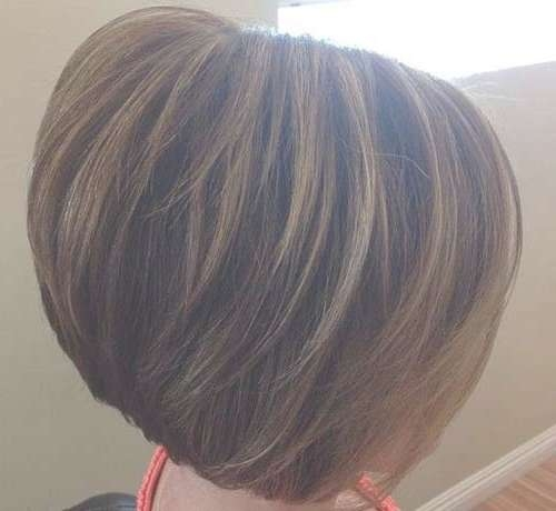 20 Highlighted Bob Hairstyles   Bob Hairstyles 2017 – Short With Bob Haircuts With Highlights (View 5 of 15)
