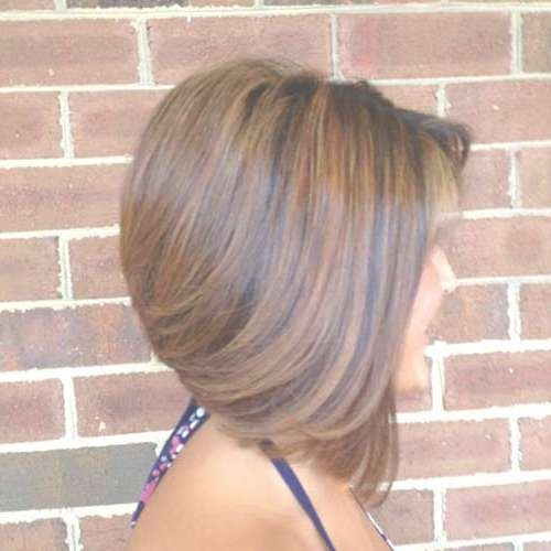 20 Highlighted Bob Hairstyles | Bob Hairstyles 2017 – Short With Regard To Bob Hairstyles With Highlights (View 4 of 15)