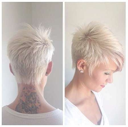 20 Long Pixie Hairstyles | Short Hairstyles 2016 – 2017 | Most With Regard To Short Pixie Bob Hairstyles (View 6 of 15)
