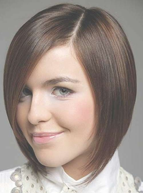 Featured Photo of Short Brown Bob Haircuts
