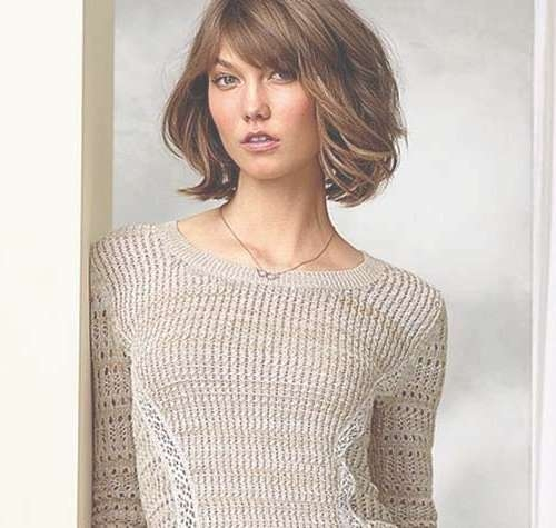 20 New Brown Bob Hairstyles | Short Hairstyles 2016 – 2017 | Most Throughout Karlie Kloss Bob Hairstyles (View 15 of 15)