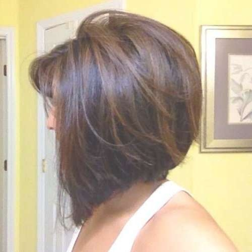 20 New Brown Bob Hairstyles | Short Hairstyles 2016 – 2017 | Most Within Bob Haircuts For Brown Hair (View 3 of 15)