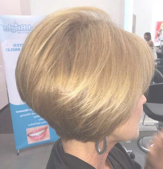 20 Newest Bob Hairstyles For Women: Easy Short Haircut Ideas Regarding Short Bob Haircuts For Women Over (View 8 of 15)