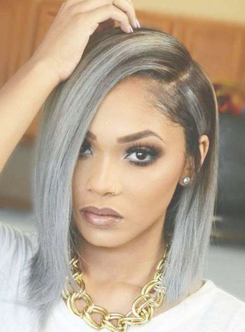 20+ Pictures Of Bob Hairstyles | Short Hairstyles 2016 – 2017 Inside Gray Bob Haircuts (View 13 of 15)
