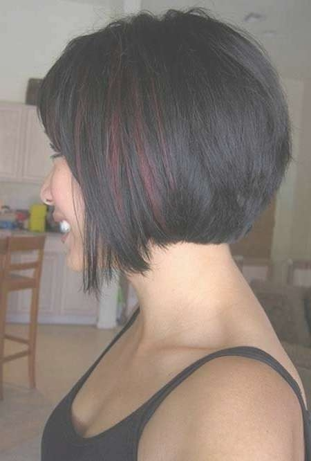 20 Popular Short Haircuts For Thick Hair – Popular Haircuts Pertaining To Bob Haircuts For Thick Hair (View 9 of 15)