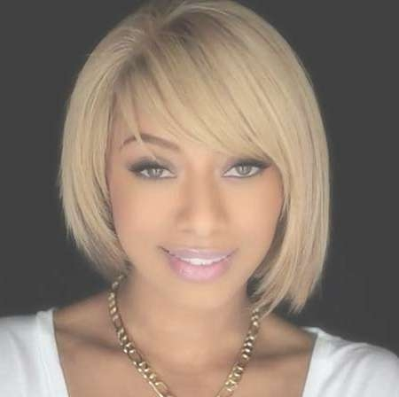 20 Short Bob Hairstyles For Black Women | Short Hairstyles 2016 Intended For Women's Bob Haircuts (View 7 of 15)