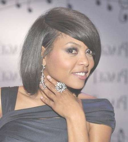 20 Short Bob Hairstyles For Black Women | Short Hairstyles 2016 Regarding Bob Haircuts For Black Hair (View 6 of 15)