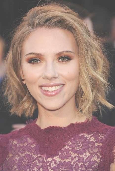 2014 Fashionable Short Wavy Hair – Bob Haircuts – Pretty Designs Pertaining To Wavy Hair Bob Hairstyles (View 14 of 15)