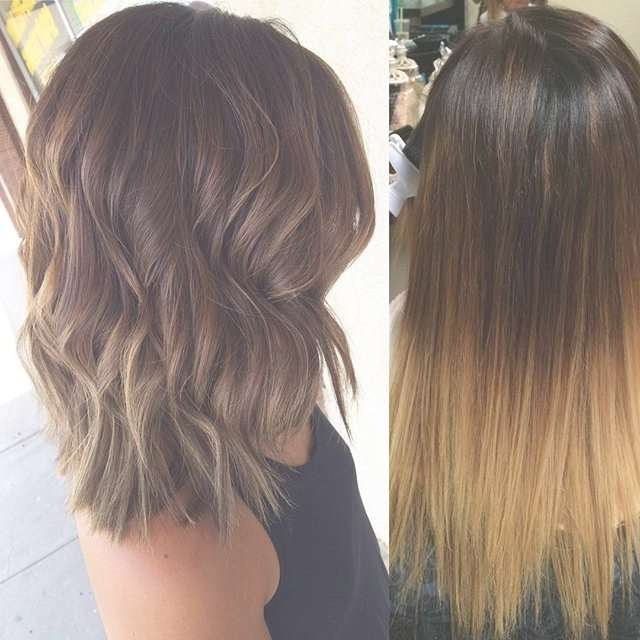 21 Cute Medium Length Bob Hairstyles: Shoulder Length Haircut Intended For Medium Length Bob Hairstyles (View 8 of 15)