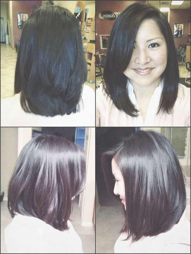 217 Best Hairstyles To Try Images On Pinterest | Hairstyles, Braid For Long Bob Haircuts With Bangs And Layers (View 13 of 15)