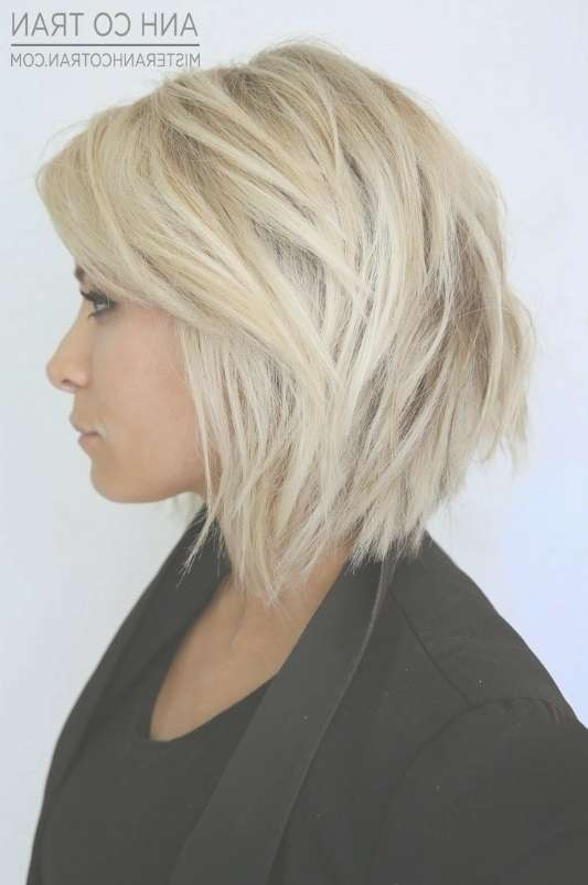 22 Hottest Short Hairstyles For Women 2018 – Trendy Short Haircuts With Cute Bob Hairstyles For Women (View 6 of 15)