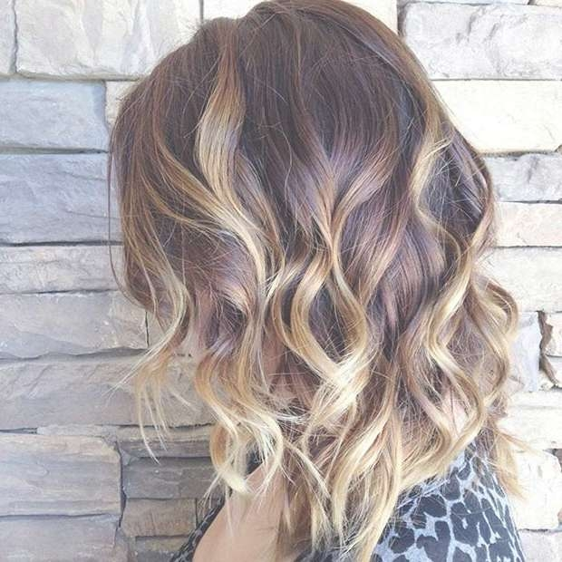 23 Hottest Ombre Bob Hairstyles – Latest Ombre Hair Color Ideas For Bob Haircuts With Ombre Highlights (View 3 of 15)