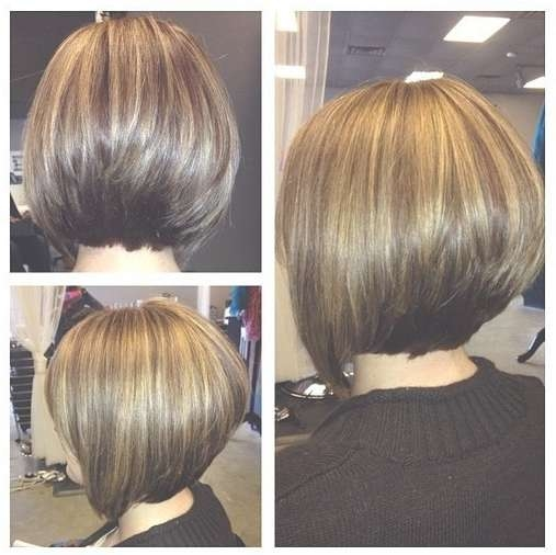 23 Stylish Bob Hairstyles 2017:easy Short Haircut Designs For Women Within Hair Colors For Bob Haircuts (View 4 of 15)
