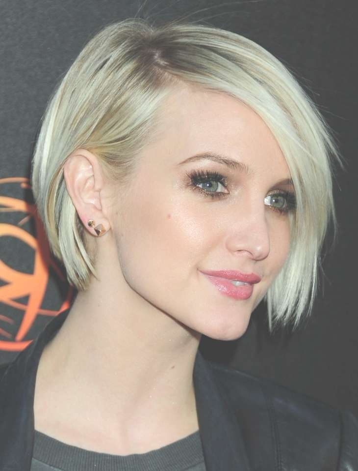 24+ Short Bob Haircut Designs, Ideas | Hairstyles | Design Trends In Ashlee Simpson Bob Haircuts (View 11 of 15)