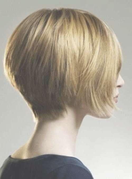 25 Back View Of Bob Haircuts | Bob Hairstyles 2017 – Short In Back Views Of Short Bob Haircuts (View 7 of 15)