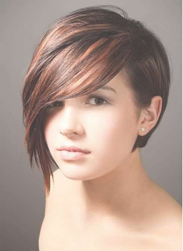 25 Beautiful Short Haircuts For Round Faces 2017 For Cute Bob Haircuts For Round Faces (View 10 of 15)
