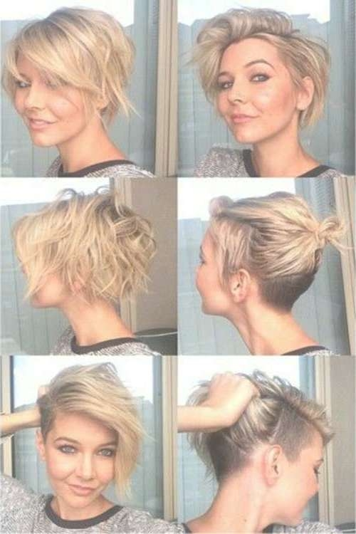 Showing Gallery of Short Pixie Bob Hairstyles (View 4 of 15 Photos)