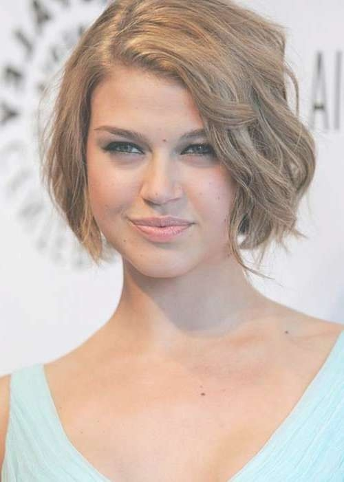 25 Best Wavy Bob Hairstyles   Short Hairstyles 2016 – 2017   Most Inside Bob Haircuts For Wavy Hair (View 4 of 15)