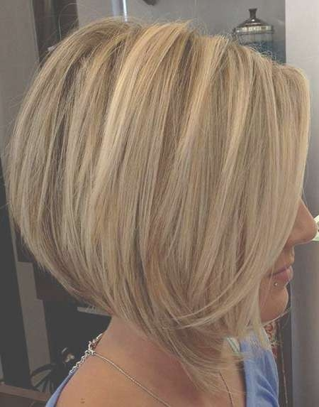 25 Blonde Bob Haircuts | Short Hairstyles 2016 – 2017 | Most Within Blonde Bob Hairstyles (View 15 of 15)