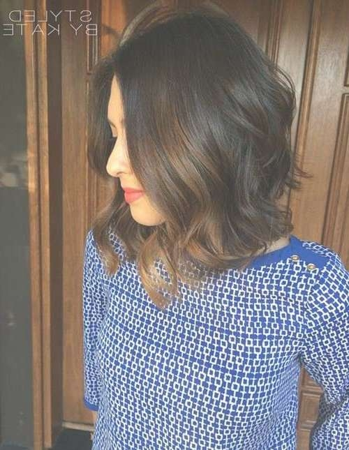 25+ Bob Hair Color Ideas | Short Hairstyles 2016 – 2017 | Most Throughout Bob Haircut Colors (View 7 of 15)