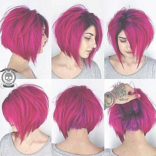 25+ Bob Hair Color Ideas | Short Hairstyles 2016 – 2017 | Most With Bob Haircut Colors (View 15 of 15)