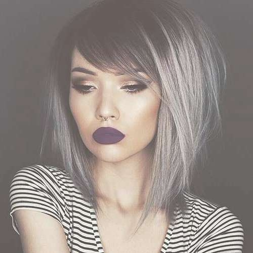 25+ Bob Hair Color Ideas | Short Hairstyles 2016 – 2017 | Most With Regard To Bob Haircuts With Color (View 7 of 15)