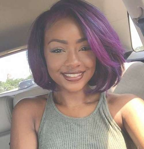 25 Bob Hairstyles Black Women | Bob Hairstyles 2017 – Short Pertaining To Bob Haircuts On Black Women (View 10 of 15)