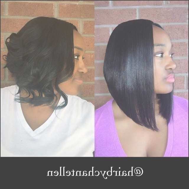 25 Cool Stylish Bob Hairstyles For Black Women – Hairstyles Weekly For Bob Haircuts African American Women (View 8 of 15)