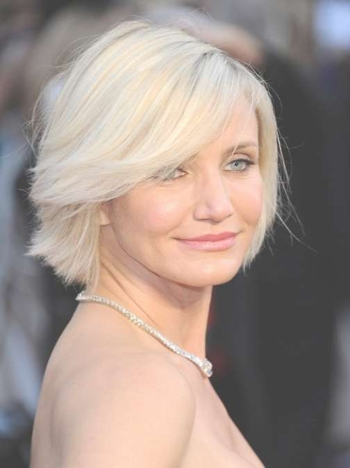 25 Easy Short Hairstyles For Older Women – Popular Haircuts Pertaining To Bob Haircuts For Older Ladies (View 5 of 15)