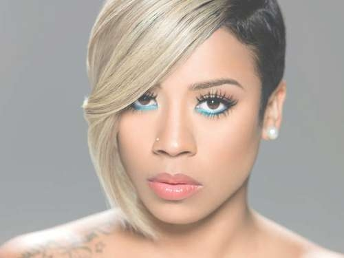 25 Fabulous Keyshia Cole Short Hairstyles – Cool & Trendy Short For Keyshia Cole Bob Hairstyles (View 3 of 15)