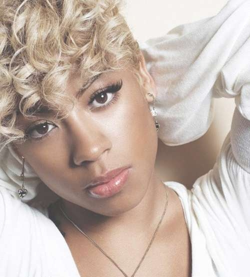 25 Fabulous Keyshia Cole Short Hairstyles – Cool & Trendy Short With Regard To Keyshia Cole Bob Hairstyles (View 13 of 15)