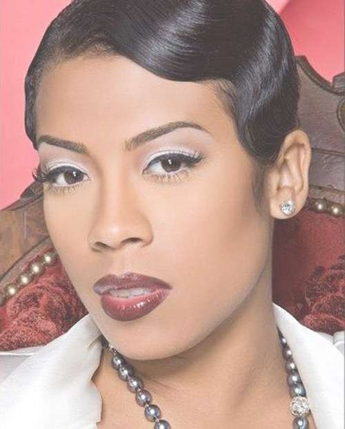 25 Fabulous Keyshia Cole Short Hairstyles – Cool & Trendy Short Within Keyshia Cole Bob Hairstyles (View 9 of 15)