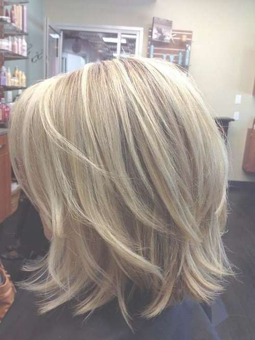 25 Medium Length Bob Haircuts   Bob Hairstyles 2017 – Short In Womens Medium Length Bob Hairstyles (View 3 of 15)