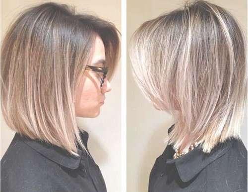 25 Medium Length Bob Haircuts | Bob Hairstyles 2017 – Short Regarding Medium Length Bob Haircuts (View 5 of 15)