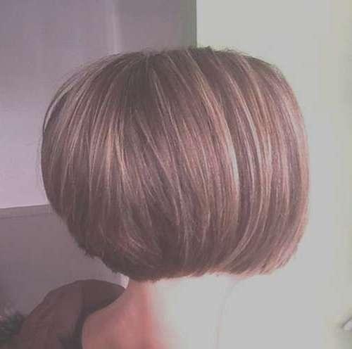 25 Pics Of Bob Hairstyles | Short Hairstyles 2016 – 2017 | Most Pertaining To Back Views Of Short Bob Haircuts (View 11 of 15)
