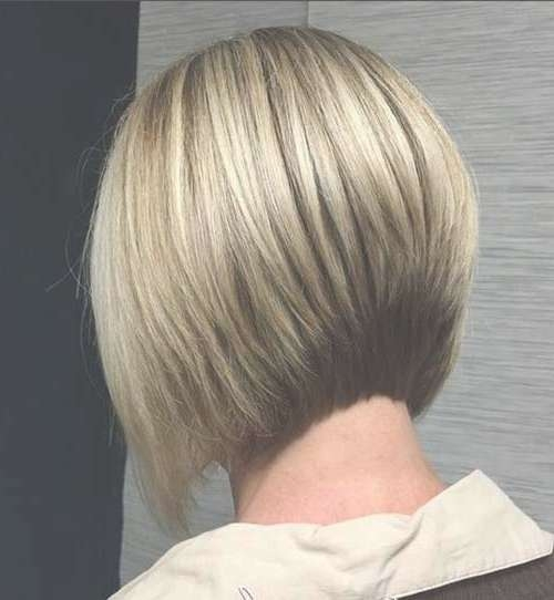 25 Short Bob Hairstyles For Women | Short Hairstyles 2016 – 2017 Pertaining To Back View Of A Bob Haircuts (View 8 of 15)