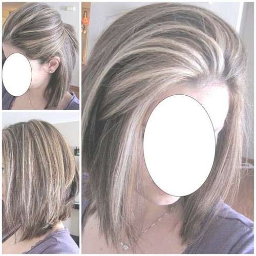 25 Short Haircuts And Colors | Short Hairstyles 2016 – 2017 | Most With Bob Hairstyles With Blonde Highlights (View 10 of 15)