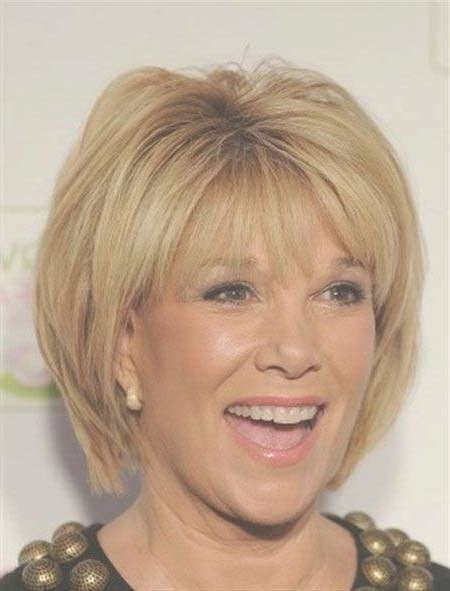 25 Short Hairstyles For Older Women | Short Hairstyles 2016 – 2017 With Regard To Bob Hairstyles For Older Women (View 15 of 15)
