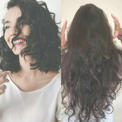 25+ Super Short Haircuts For Curly Hair   Short Hairstyles 2016 In Long Bob Haircuts For Curly Hair (View 7 of 15)