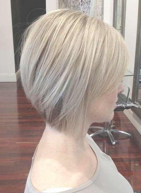 26 Best Short Haircuts For Long Face – Popular Haircuts In Bob Haircuts For Long Faces (View 15 of 15)